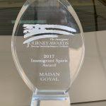 Journey Award